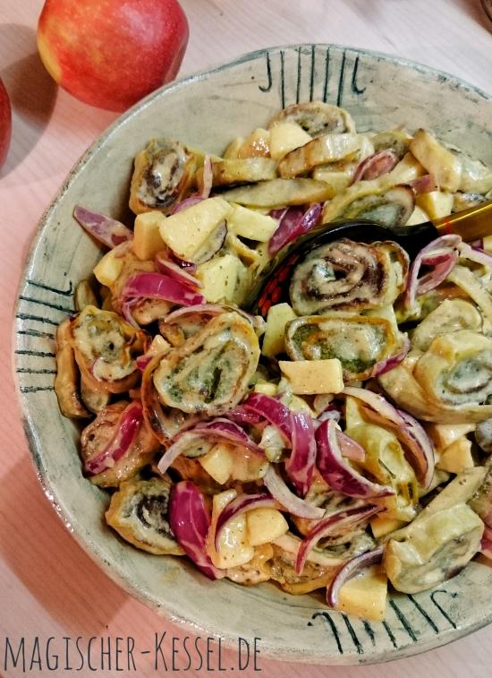 maultaschensalat