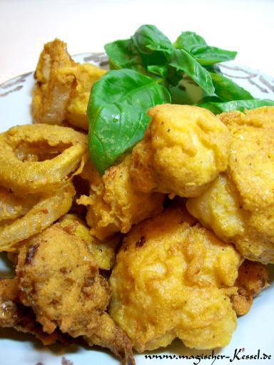 Indisches im Kessel: Pyaz und Ghobi Pakoras « Arabische Küche « Der ...