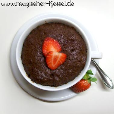 Mikrowellenkuchen 3 Schokoladige Rezepte Frisch Gebacken Der