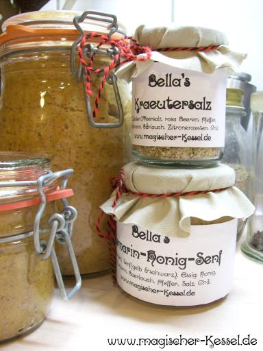 die kulinarische geschenkverpackung - Geschenk Aus Der Kuche