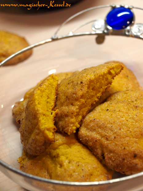 Recipe for Pumpkin Snickerdoodles