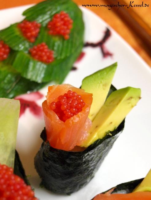 Schlachtschiff Sushi