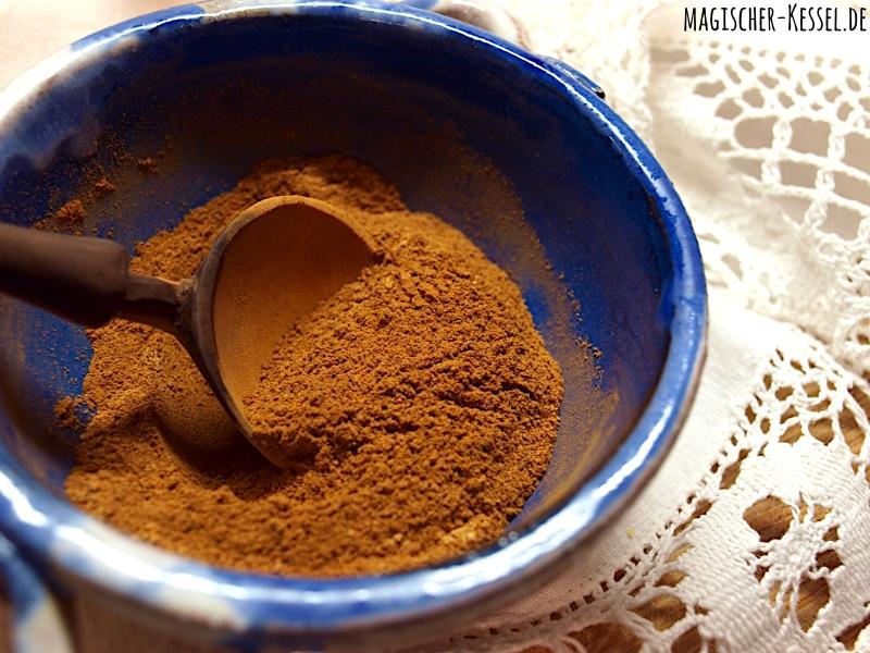 Rezept für Kürbiskuchengewürze /Pumpkin Pie Spice