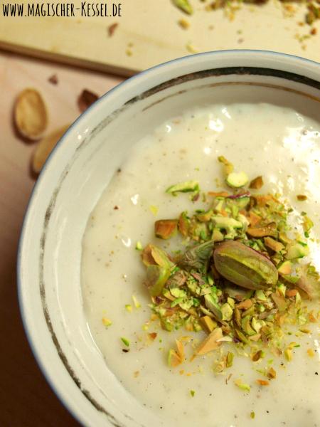 Mahallebi - orientalisches Dessert