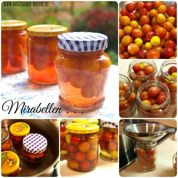 Rezept für Mirabellenkompott