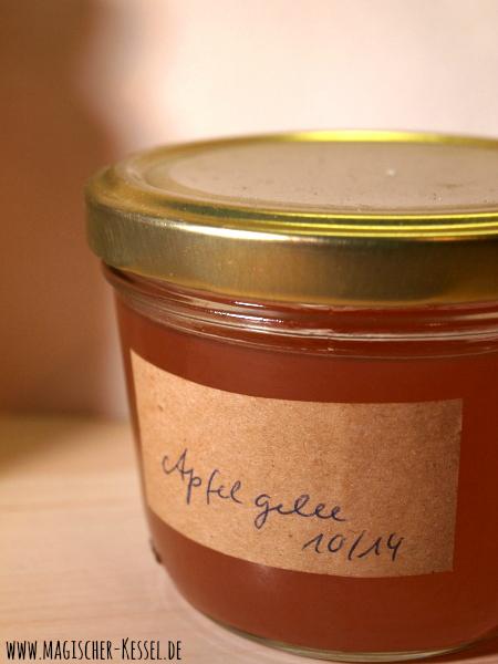 Apfelgelee Grundrezept