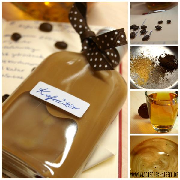 Recipe für Irish coffee Liquer