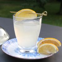 Frische Zitronenlimonade