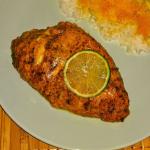 Chicken Tandoori mit isländischen Kräutern