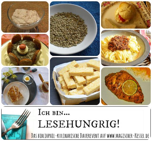 Zusammenfassung No. 7 vombibliophil-kulinarischen Dauerevent