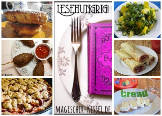 Lesehungrig: Zusammenfassung No. 8 #bücher #bücherliebe #books #food