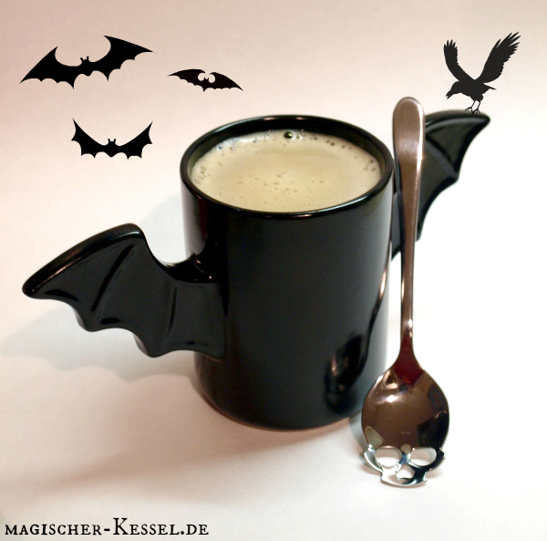 Fledermaustasse / Batwing Mug