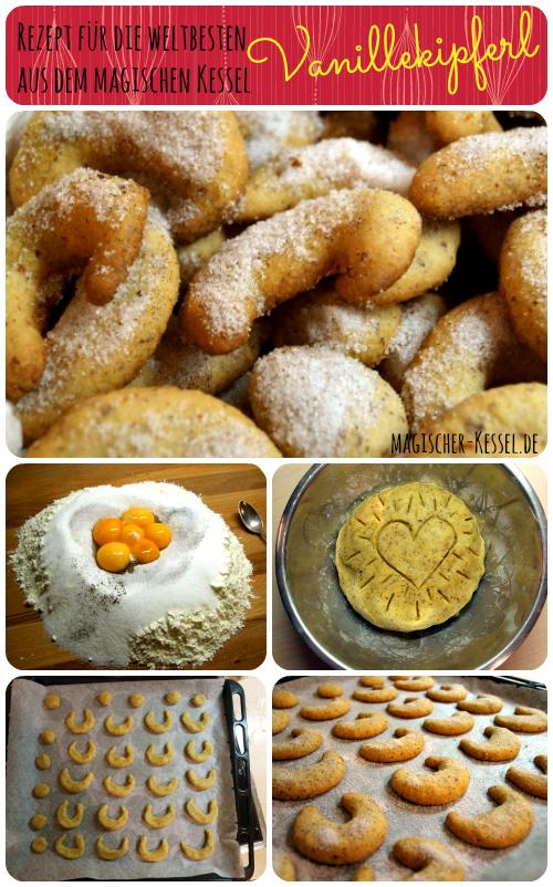 Wie bäckt man (die weltbesten ;)) Vanillekipferl? #Plätzchenrezept