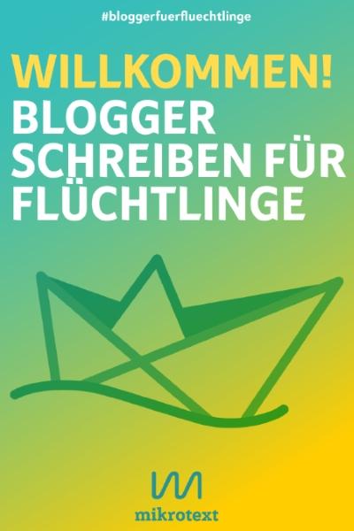 Rezension E-Book: Blogger schreiben für Flüchtlinge
