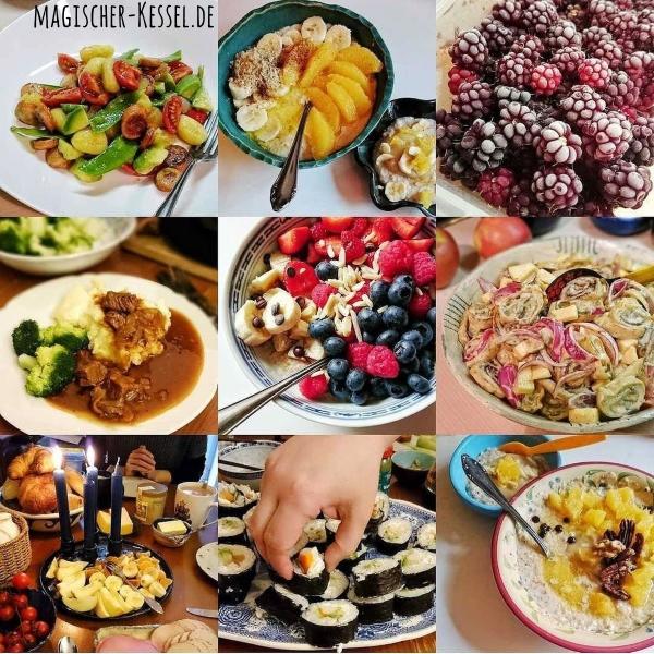 Daily Porridge