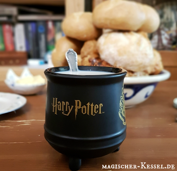Harry Potter Tasse magischer Kessel