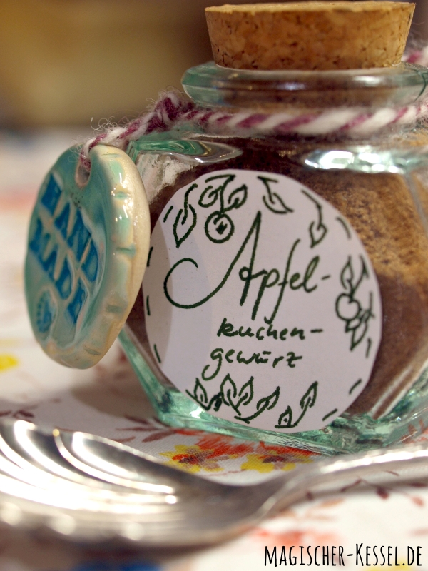 ran an die pfel apfelkuchengew rz apple pie spice geschenke aus der k che der magische. Black Bedroom Furniture Sets. Home Design Ideas