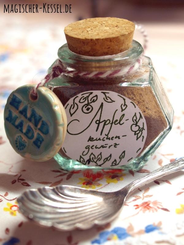 Selbstgemachtes Apfelkuchengewürz