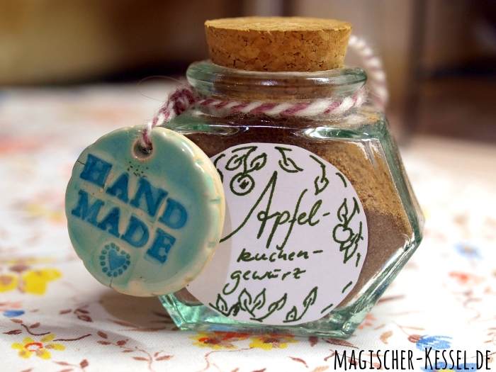 Selbstgemachtes Apple Pie Spice