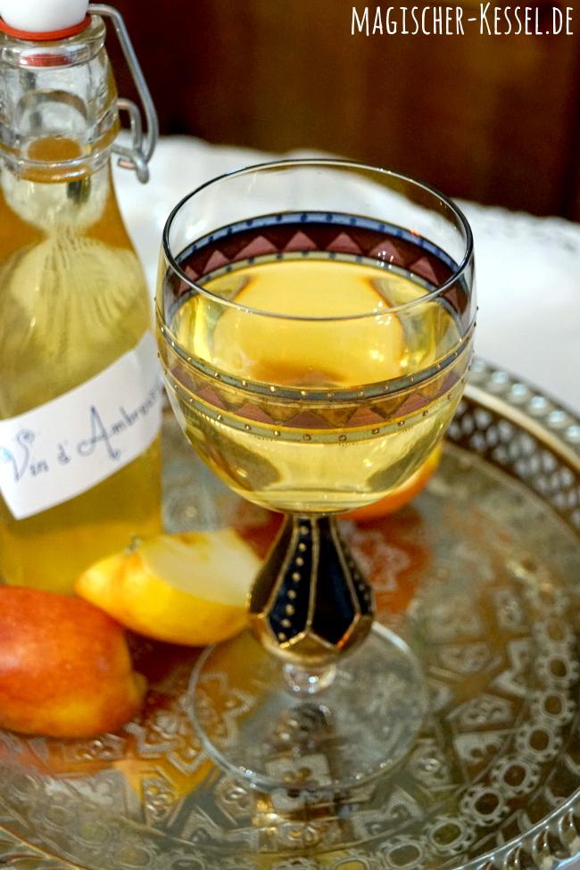 Ambrosiawein - Getränk der Götter