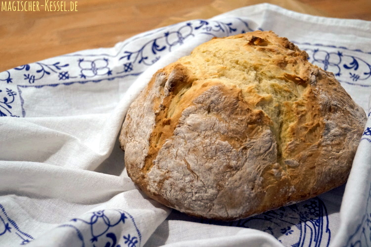 Rezept Irish Soda Bread