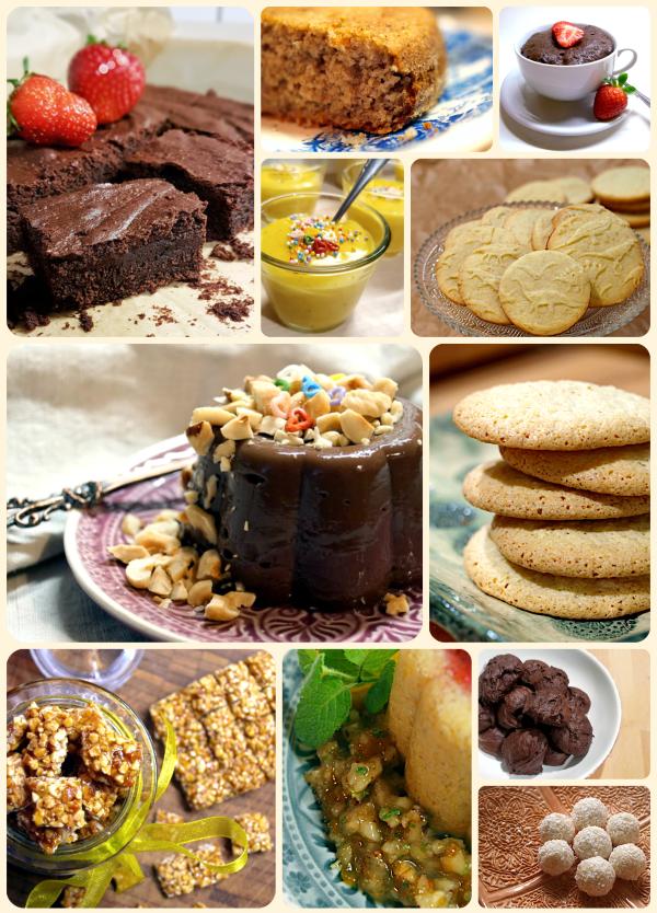 Kochbuch Shermin Arif: 33 süße Rerzepte aus der Vorratskammer